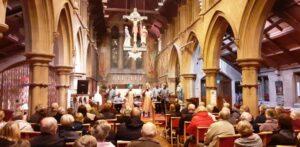 Ugandan Choir Concert at St Barnabas Church