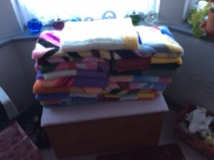 Blankets for the Hospital